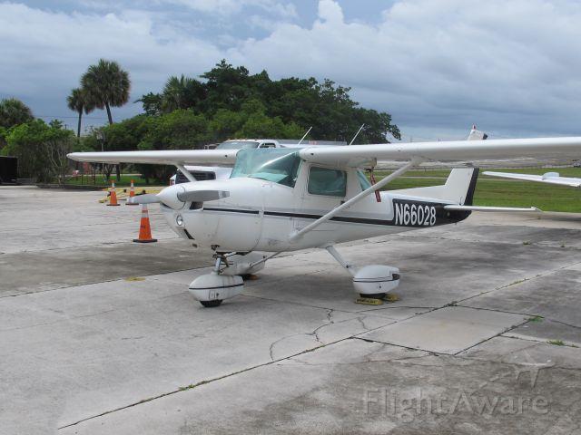Cessna Commuter (N66028)