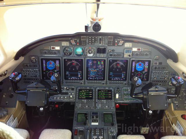 Cessna Citation X (FIV704)