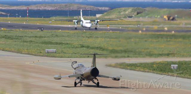 Canadair CL-201 Starfighter — - Second flight 7.june 2017