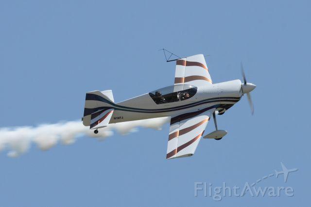 GILES G-202 (N18FJ) - RIP Andrew Wright
