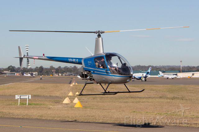 Robinson R-22 (VH-RLS)