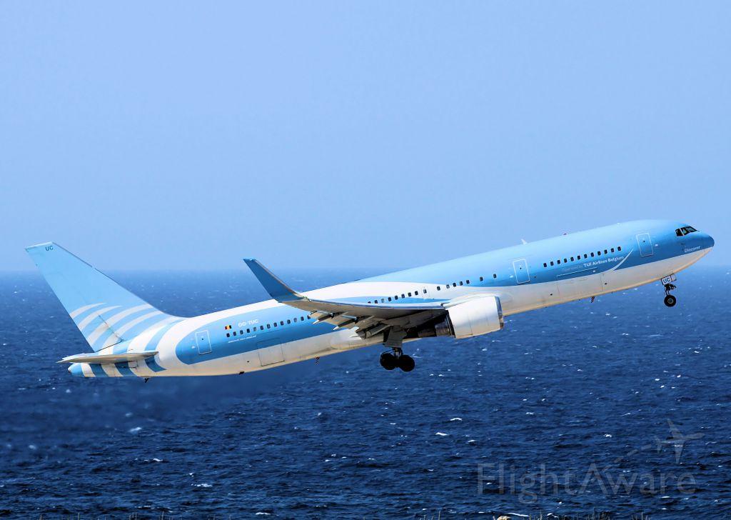 BOEING 767-300 (OO-TUC)