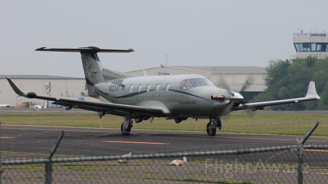 Pilatus PC-12 (N224TW)