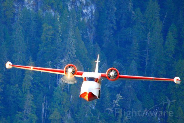 Grumman Goose (C-GYVG) - Grumman Goose G21  C-GYVG