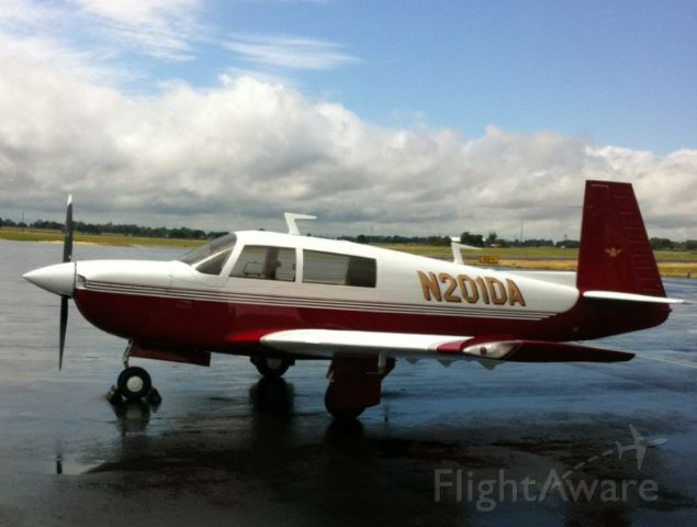 Mooney M-20 (N201DA)
