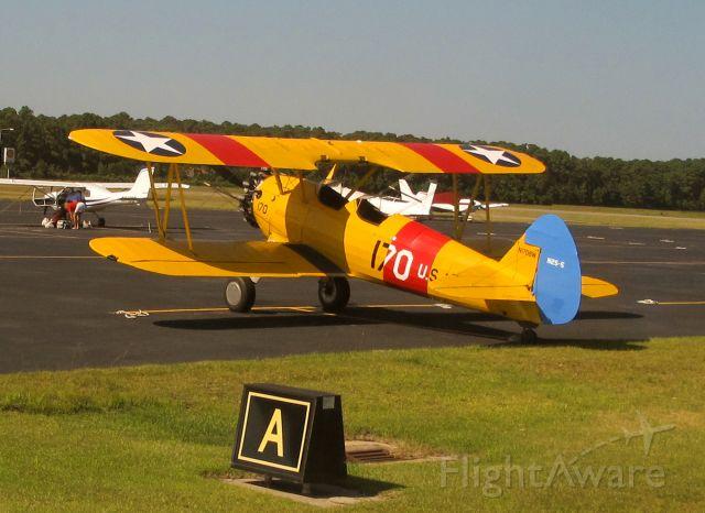 N170BW — - A beautiful aircraft!