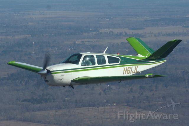 N61JL — - Bonanza V-tail