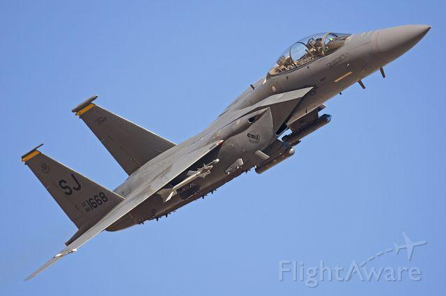 88-1668 — - 88-1668 F-15E
