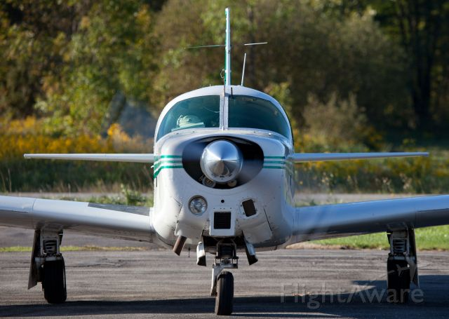 Mooney M-20 (N2723W) - Friendly people at the airport, CHEAP FUEL!