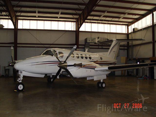 — — - N20KW In our hangar.