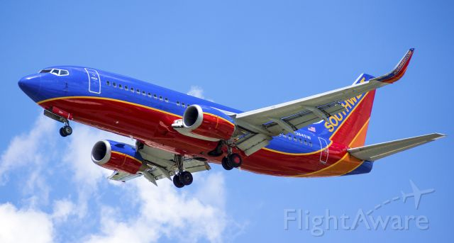 BOEING 737-300 (N384SW)