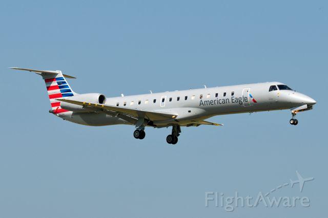 Embraer ERJ-145 (N606AE) - Envoy inbound from DFW