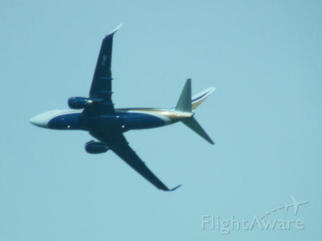 Boeing 737-700 (TT-ABD) - TT-ABD B737 BBJ TCHAD GOV