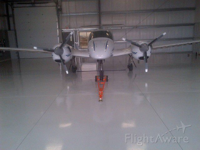 Diamond Twin Star (C-GTDX) - This is the actual plane