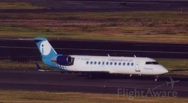 Canadair Regional Jet CRJ-200 (N626BR)