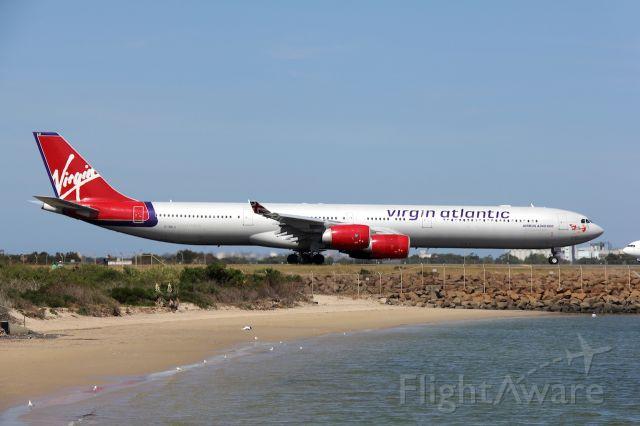 G-VBLU — - Airbus A340-600<br />Photo: 16.01.2013