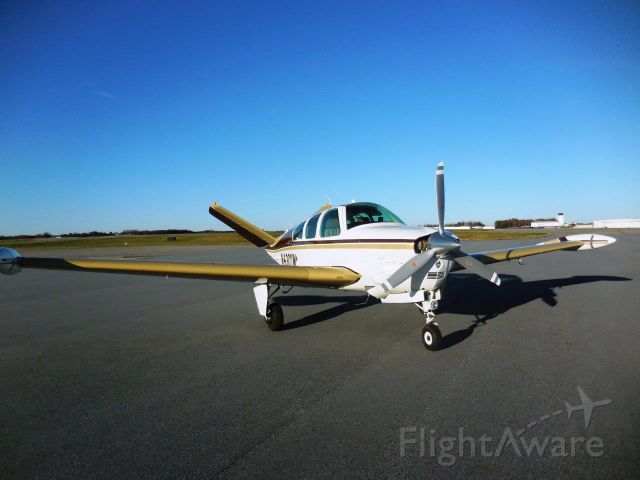 Beechcraft 35 Bonanza (N4302W)