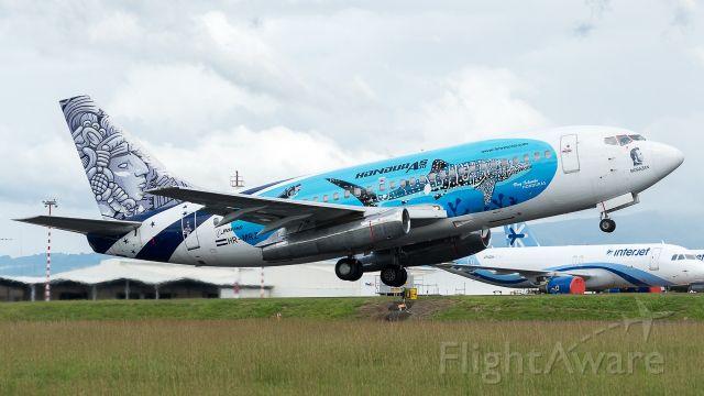 Boeing 737-200 (HR-MRZ)