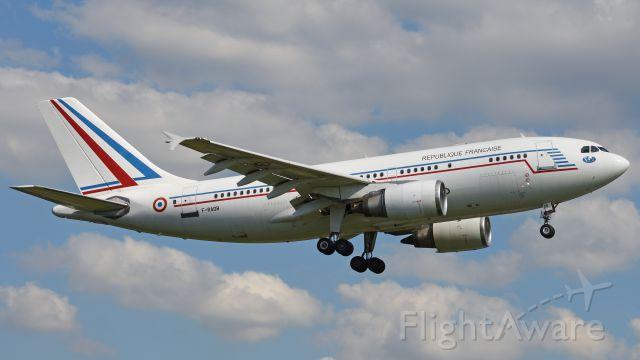 Airbus A310 (F-RADB)