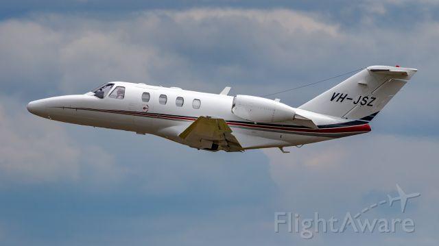 Cessna Citation CJ1 (VH-JSZ)