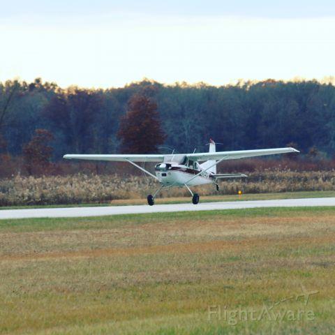 Cessna Skywagon (N585PM) - Rotate