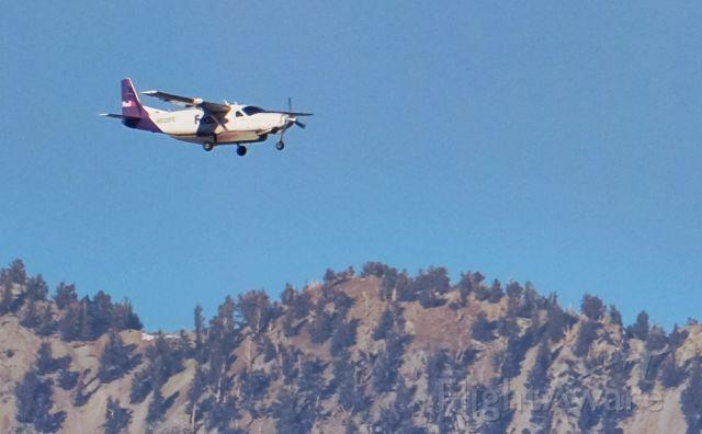 Cessna Caravan (N920FE) - Lone Pine, California, February 20, 2020