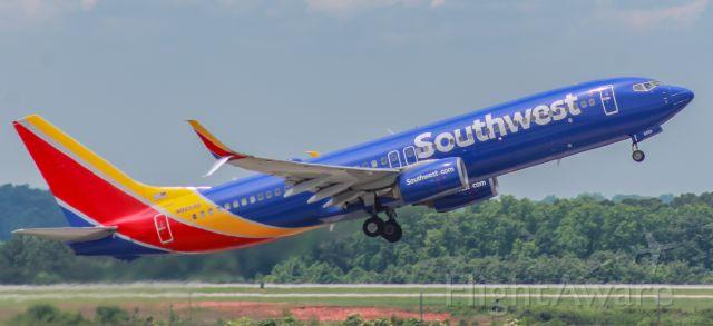 Boeing 737-800 (N8659D)