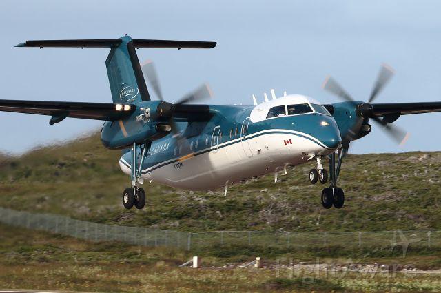 de Havilland Dash 8-100 (C-GCFK)
