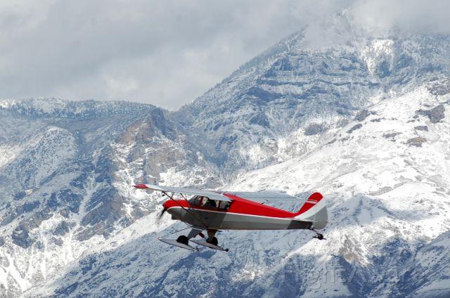 Piper PA-12 Super Cruiser (N4159M)