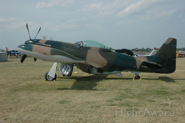 North American P-51 Mustang (N51DL)