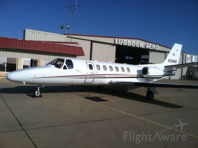 Cessna Citation V (N38MR)