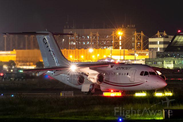 Avro Avroliner (RJ-85) (EI-RJU)