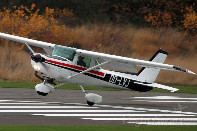 Cessna 152 (OO-LVJ)