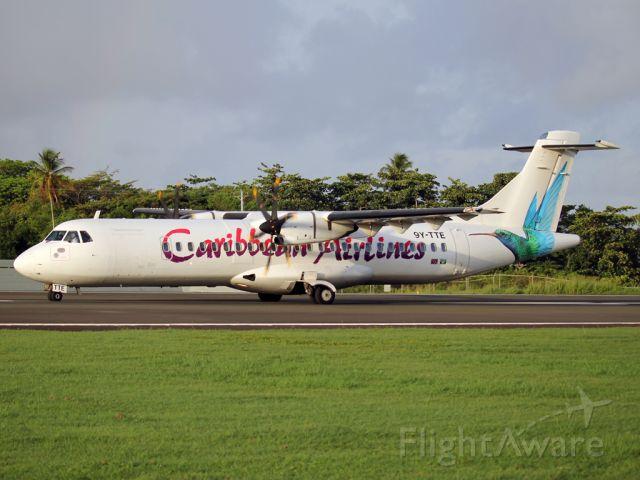 Aerospatiale ATR-72-600 (9Y-TTE)