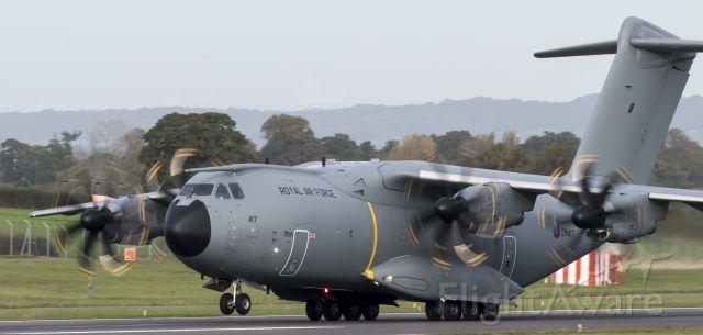 AIRBUS A-400M Atlas (MBB417)