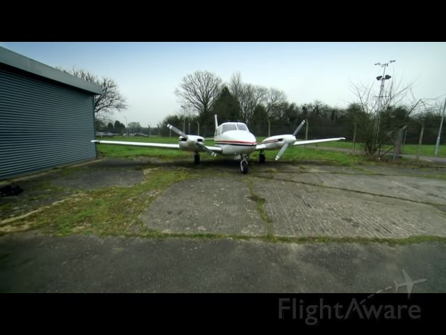 Piper PA-30 Twin Comanche (N65PF)