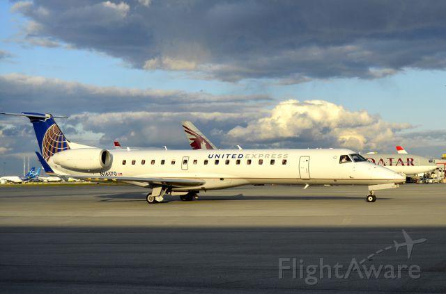Embraer EMB-145XR (N16170)