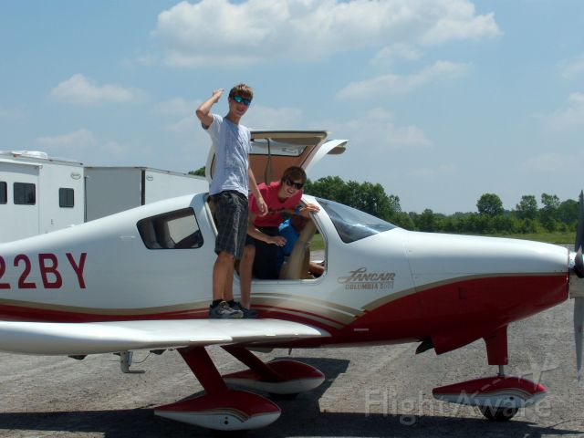 N222BY — - Arriving in Norwalk, OH after flight up from Dallas.