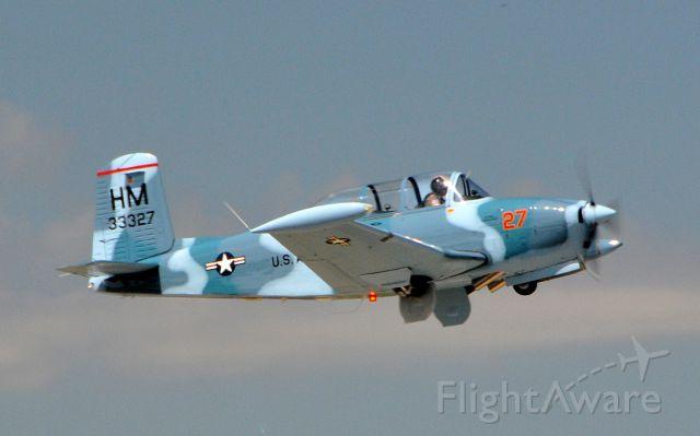 N34MK — - 08272011 Wings Over Waukesha Airshow