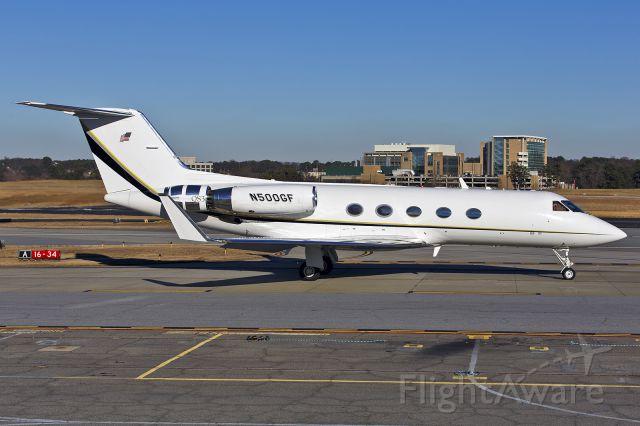 Gulfstream Aerospace Gulfstream 3 (N500GF)