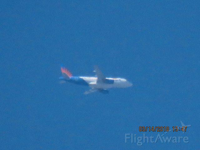 Airbus A319 (N303NV)