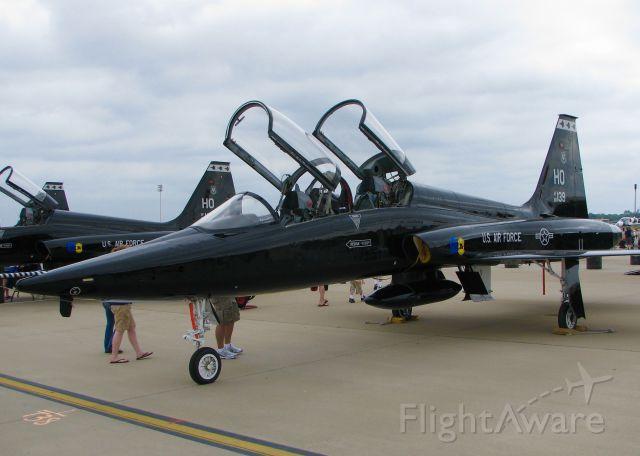 Northrop T-38 Talon (68-8139) - At Barksdale Air Force Base.