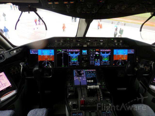 Boeing 787-8 (C-GHPQ) - Roam the Runway CYYC June 15 2014