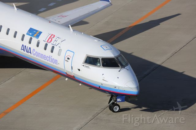 Canadair Regional Jet CRJ-700 (JA08RJ)