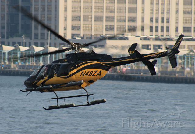 Bell 407 (N48ZA)