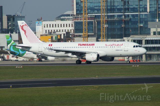 Airbus A320 (TS-IMP)