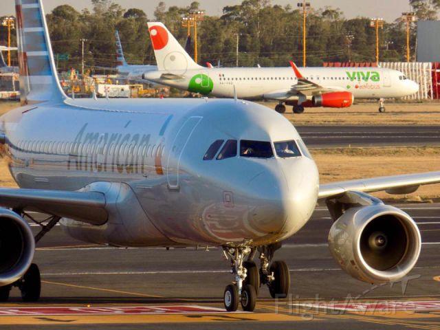 Airbus A319 (N756US)