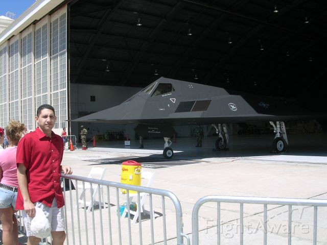 Lockheed Nighthawk — - F117 MACDILL AFB TAMPA BAY. 2003