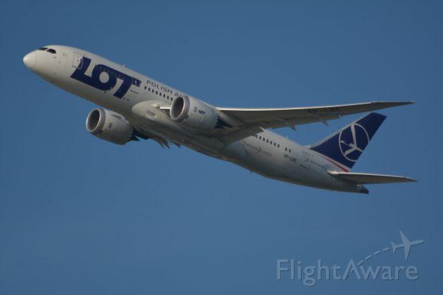 Boeing Dreamliner (Srs.8) (SP-LRE)