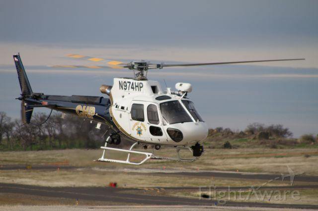 Eurocopter AS-350 AStar (N974HP)